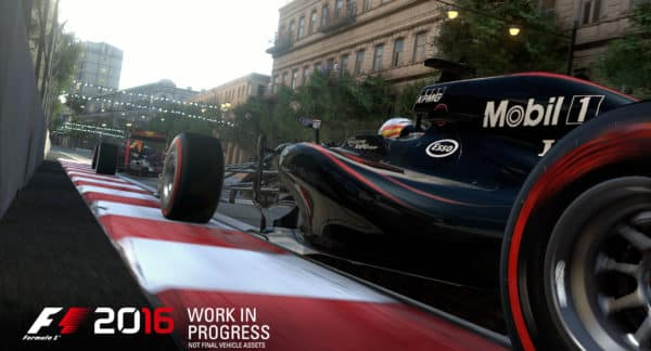 F1 2016: New Details Released