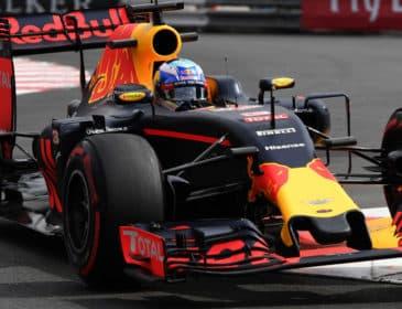 Monaco GP: That's Bull