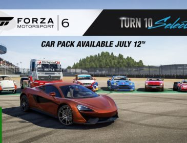 Forza Motorsport 6 – New Turn 10 Pack Released